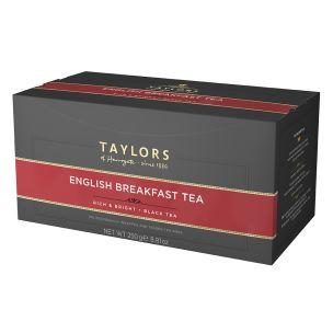 Taylors of Harrogate English Breakfast Tagged Tea Bags 1x100