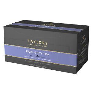 Taylors of Harrogate Earl Grey Tagged Tea Bags 1x100