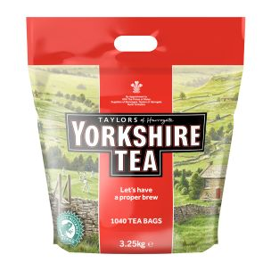 Taylors of Harrogate Yorkshire Tea Bags 1x1040