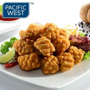 Pacific West Salt&Pepper Squid Chunks-1x1kg
