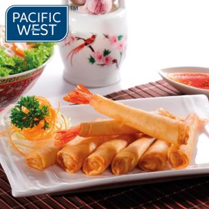 Pacific West Filo Pastry Prawns-1x500g