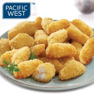 Pacific West Wholetail Breaded Scampi-1x454g