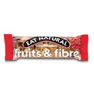 Eat Natural Fruit & Fibre Bar-12x50g