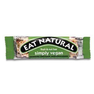 Eat Natural Vegan Bars 12x45g