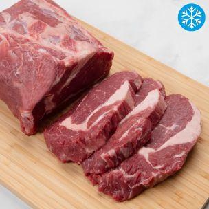 Frozen Halal Brazilian Ribeye Steak(Price Per Kg) Block Pack Appx. 3kg