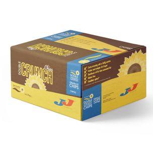 JJ Super Crisp Double Crunch Steak-Cut Chips 4x2.27kg