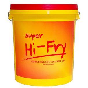 KTC Super Hi-Fry Extra Long Life Oil 1x20L