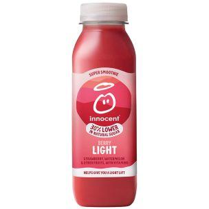 Innocent Super Smoothie Berry Light 8x300ml