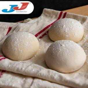 JJ Sourdough Pizza Doughballs 55x180g