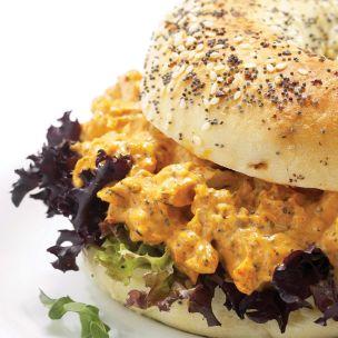 Supreme Chicken Tikka Mayo Filling-1x1kg
