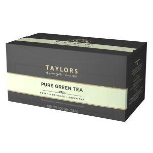 Taylors of Harrogate Pure Green Tagged Tea Bags 1x100