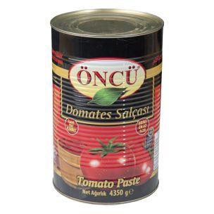 Oncu Tomato Paste (Salca)-1x4.35kg