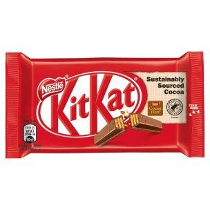 KitKat 4 Finger Chocolate Bar 24x41.5g
