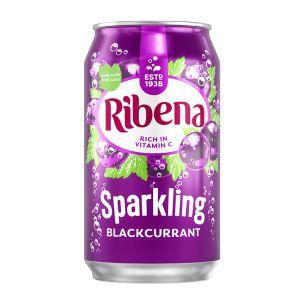 Ribena Sparkling Blackcurrant 24x330ml