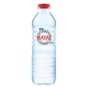 Danone Hayat Mineral Still Water-24x500ml