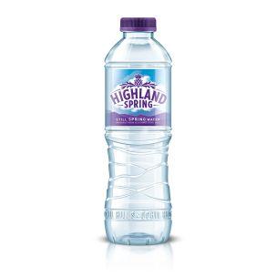 Highland Spring Still Water (Plastic Bottles)-24x500ml