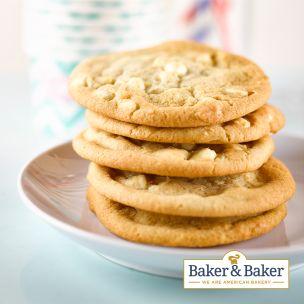 Baker & Baker White Chocolate Cookie Dough-90x50g