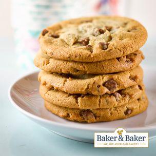 Baker & Baker Milk Chocolate Cookie Dough-90x50g