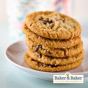 Baker & Baker Oat & Raisin Cookie Dough-90x50g