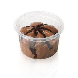 Delizia Chocolate Mousse Portions (Alcohol Free)-16x110g