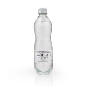 Harrogate Sparkling Spring Water (PET)-24x500ml