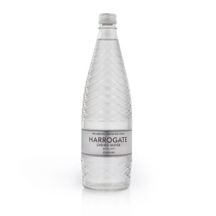 Harrogate Sparkling Water (Glass Bottle)-12x750ml