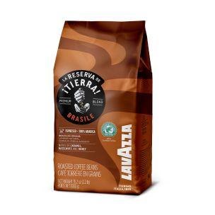 Lavazza La Reserva de Tierra Brazil 100% Arabica Blend Coffee Beans 6x1kg