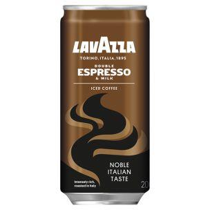 Lavazza Double Espresso Iced Coffee 8x200ml