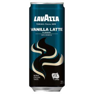 Lavazza Vanilla Latte Iced Coffee 8x250ml