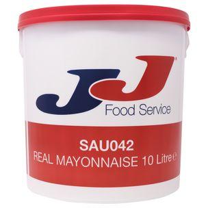 JJ Real Mayonnaise (Bucket)-1x10L