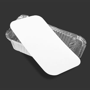 Majestic No:6A Poly Container Lids-1x500