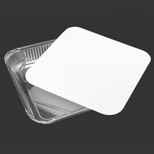 Majestic No:9 Poly Container Lids-1x200