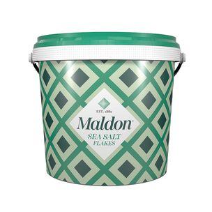 Maldon Original Sea Salt Flakes 1x1.4kg