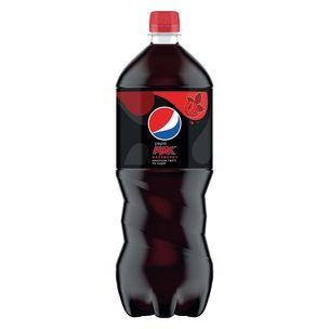 Pepsi Max Raspberry Bottles-(GB)-12x1.5L