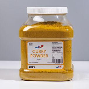 JJ Curry Powder-1x1500g