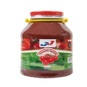 JJ Tomato Paste (Domates Salcasi) 1x3000g