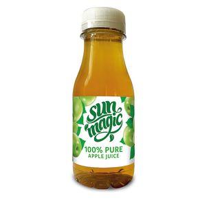 Sunmagic 100% Pure Apple Juice-24x250ml