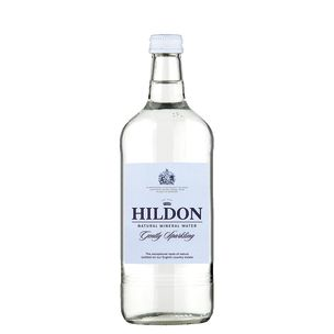 Hildon Sparkling Water (Glass Bottle)-12x750ml