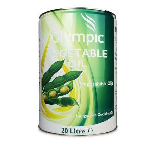 Olympic Vegetable Oil (Drum) 1x20L