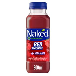 Naked Red Machine Smoothie 8x300ml