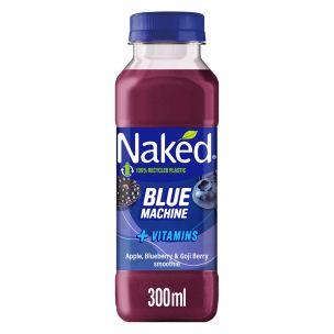Naked Blue Machine Smoothie 8x300ml