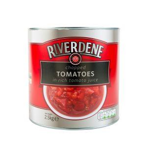Riverdene Chopped Tomatoes-6x2.55kg