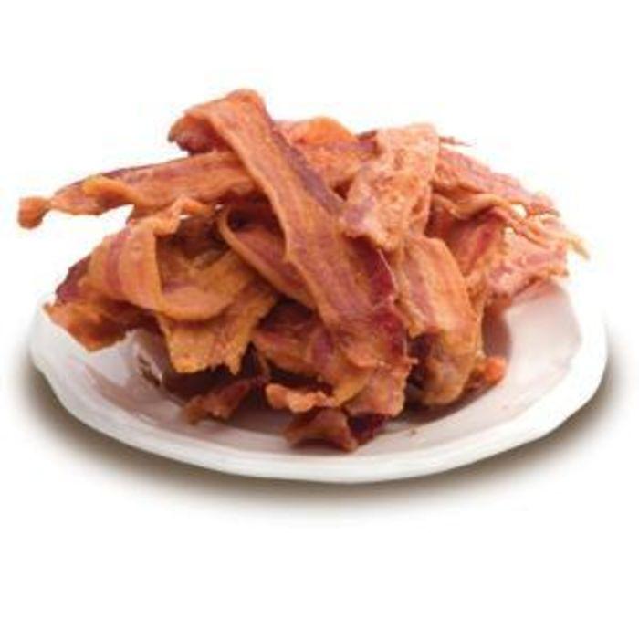 JJ Crispy Cooked Bacon (Frozen)-1x1kg