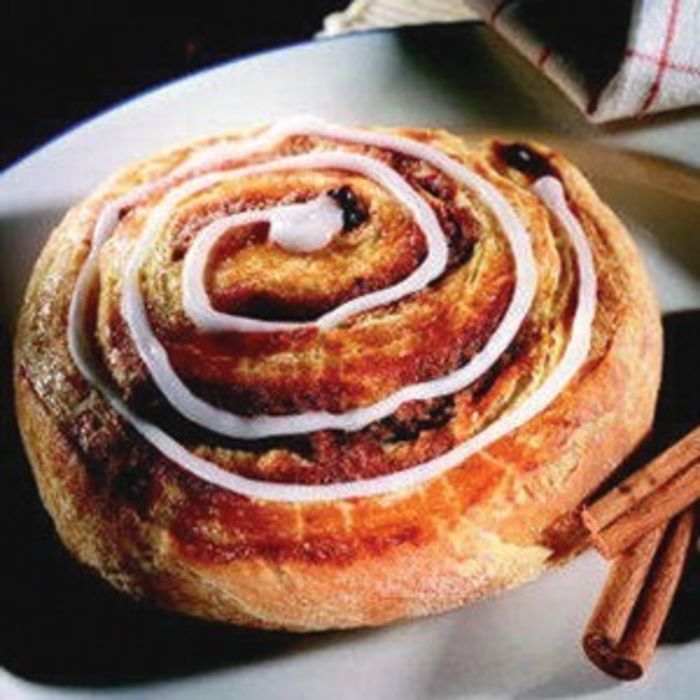 Cinnamon Danish-(Icing)-60x95g
