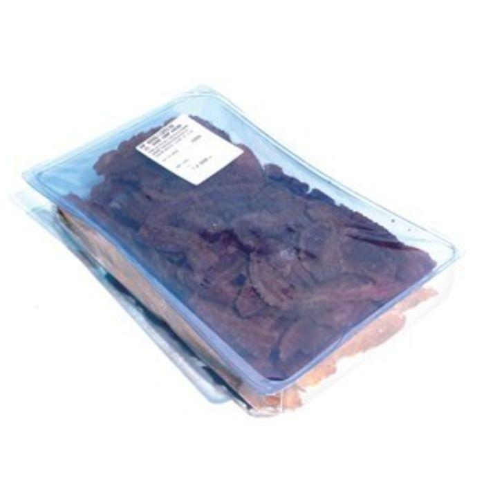 Dew Valley Foods 20% Dark Cooked Bacon-1x500g