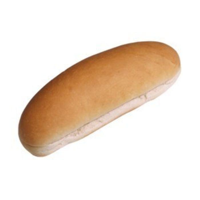 """Eurobuns Jumbo Hotdog Rolls-(8.5"""")-8x6"""