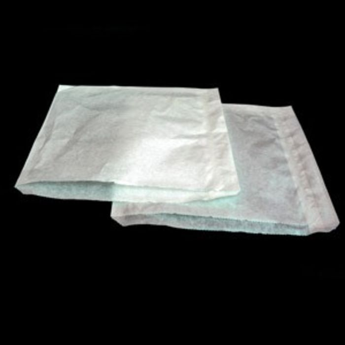 """Grease Resistant Bags-6""""x4""""-1x1000"""