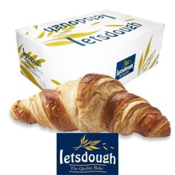 Letsdough Fully Baked Croissant Au Beurre-60x65g