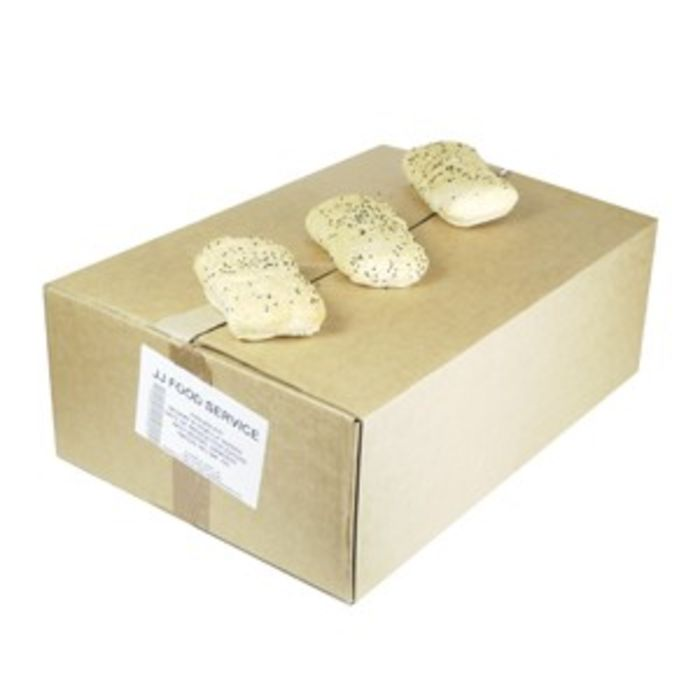 Lewiss Bakery Fully Baked Sesame & Nigella Seeded Panini-1x50