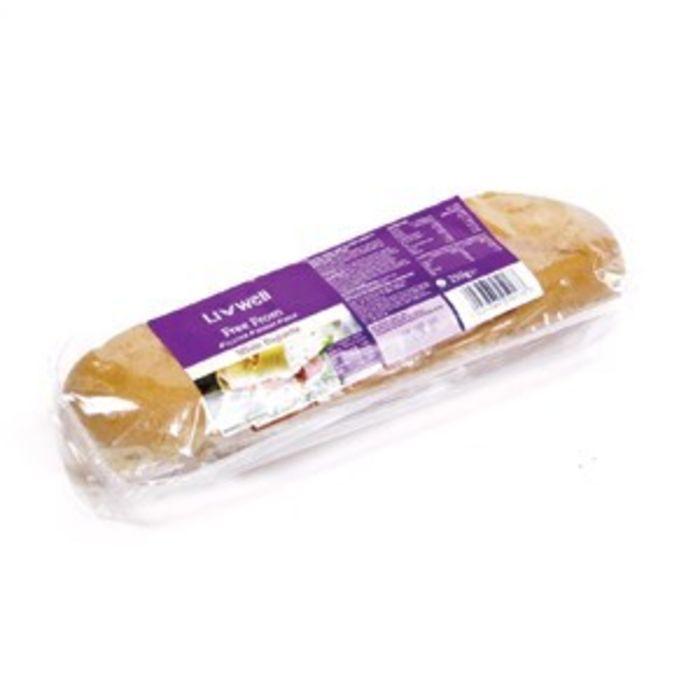 LivWell Part Baked Baguette-(Gluten Free)-1x140g